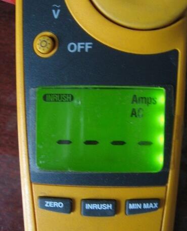 钳型电流表的使用方法及图解