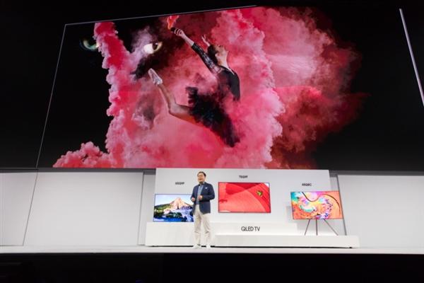 不烧屏!三星146寸MicroLED电视宣布8月发售