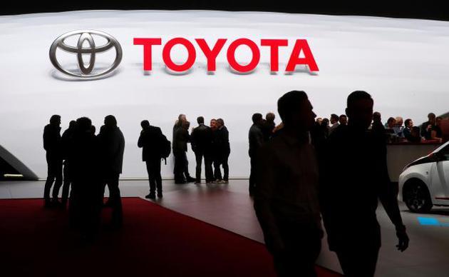 丰田宣布暂停无人驾驶汽车测试计划