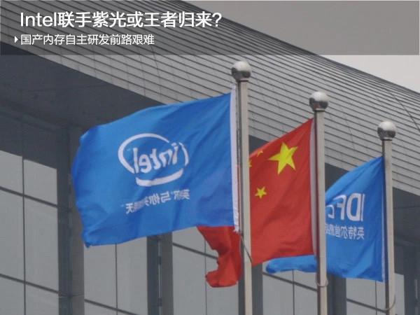 国产内存自主研发不易 Intel联手紫光或王者归来?