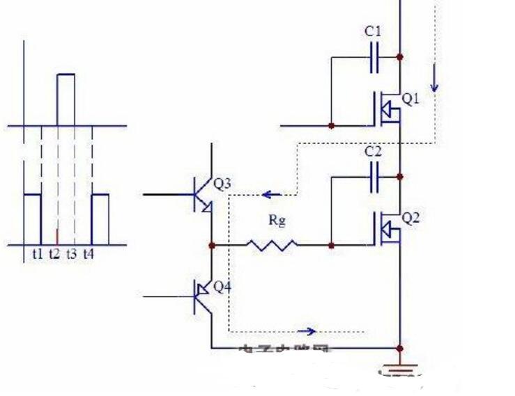 高频逆变器后级电路图大全