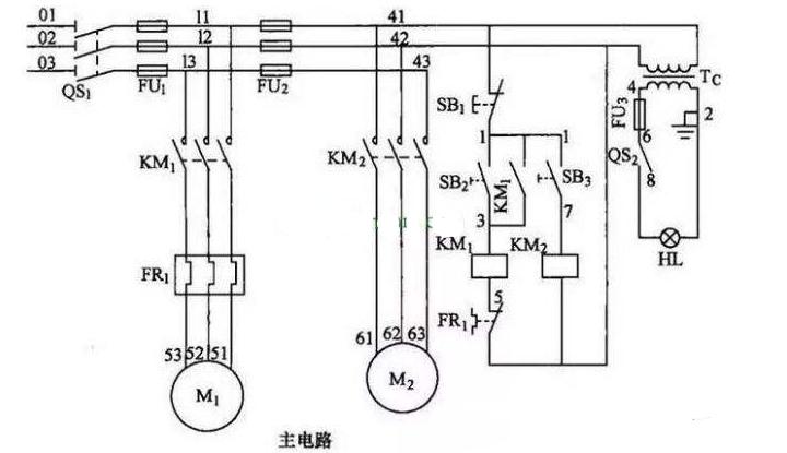 浅谈电气控制电路图的识图技巧