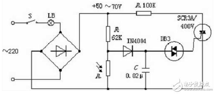 光敏电阻怎么做开关