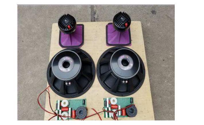 教你制作音箱分频器_音箱分频器制作图解