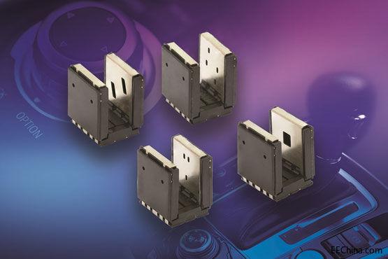 Vishay业内首款3/4通道透射式光皇冠比分已AEC-Q101认证