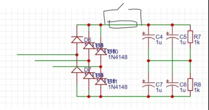 新手怎么看懂电子的电路图,该学习什么知识呢?