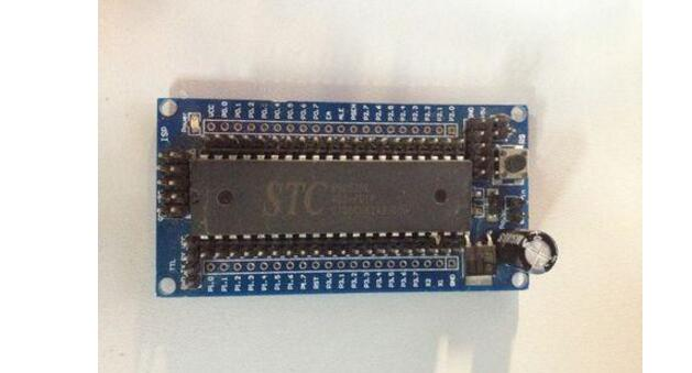 MCS-51单片机最小系统的组成部分及电路图介绍