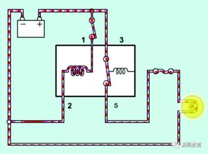 图解汽车电气技术3-灯光控制(1)