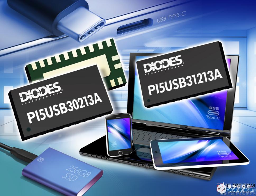Diodes公司宣布推出两款控制器