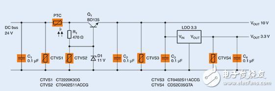 TDK过电压保护解决方案分析