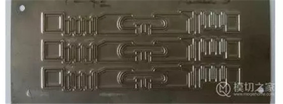 【技术】RFID电子标签天线模切工艺方案