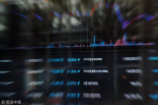 """比特币正在以每小时50美元的速度""""跳楼式""""下跌 / 视觉中国"""