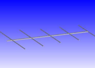 八木天线的原理分析