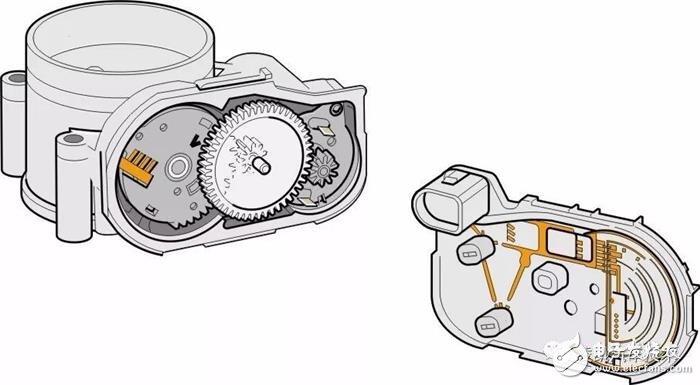 详细解说汽车发动机技术节气门位置传感器