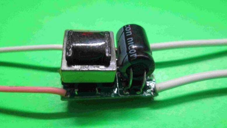 三种常用的LED驱动电源详解