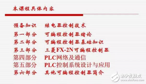 浅谈PLC原理