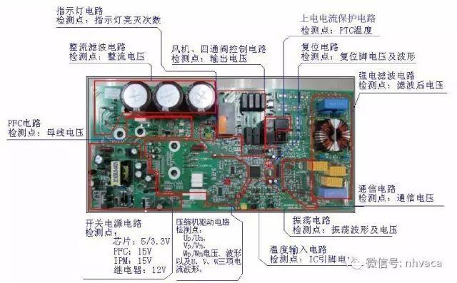 格力变频空调维修资料分享