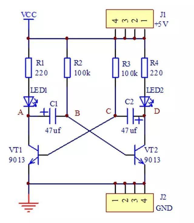 十张CAD电路原理图