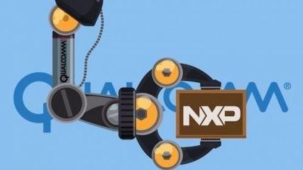 华尔街日报:中国准备批准高通与NXP交易