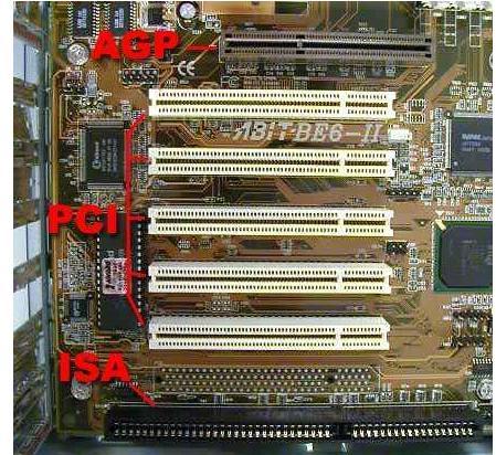 AGP概念讲解 四大AGP插槽标准介绍