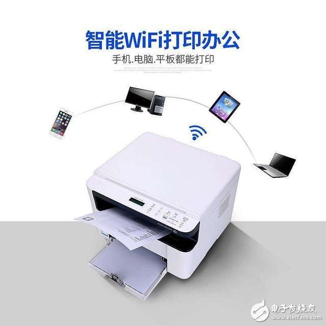 WiFi模块在智能硬件中的具体应用