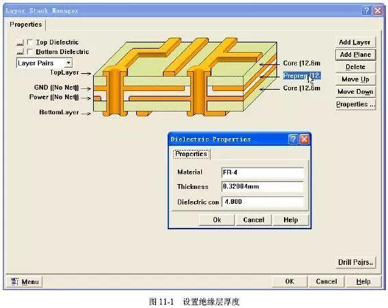 多层电路板的设计步骤