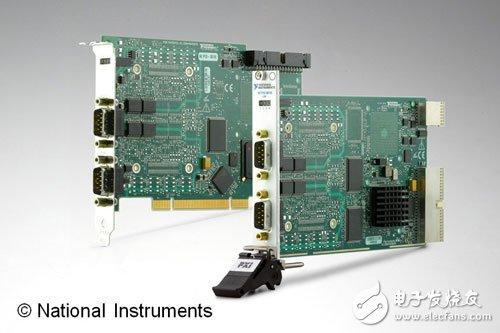 NI发布最新PXI和PCI接口