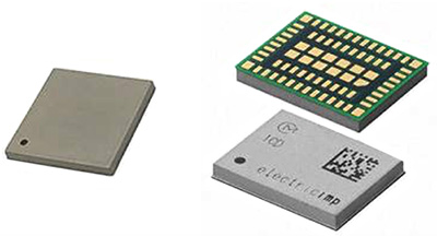 集成了 Wi-Fi 模块和 ARM Cortex 微控制器模块设计