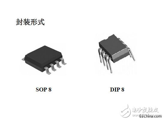 直流电机单通道H桥驱动器芯片SOP/DIP8系列