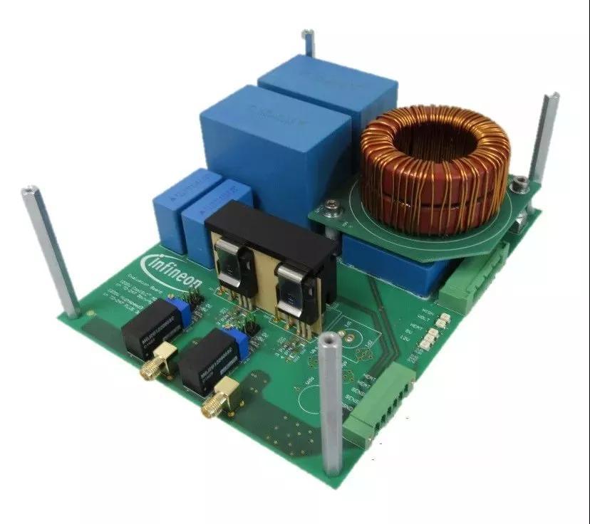 SiC MOSFET的快速短路检测与保护