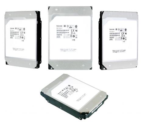 东芝推出全新MN07系列硬盘,专为 NAS 平台打造