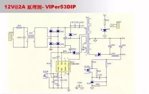 开关电源设计调试全过程详解!