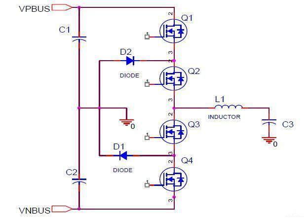"""逆变三电平""""1""""字型和""""T""""字型电路的比较分析!"""