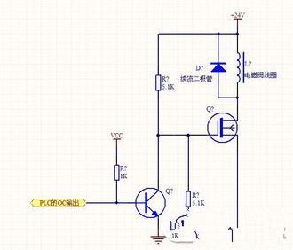 场效应管做开关电路图(两款电路图分享)