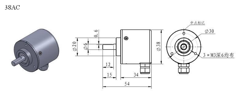 角度位移传感器实际应用及工作原理解析