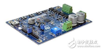 大联大友尚基于ST推出最新STSPIN低电压电机控制单芯片