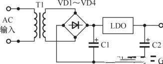 低压差线性稳压器的4种应用类型