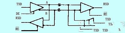 RS485总线型通讯系统应用