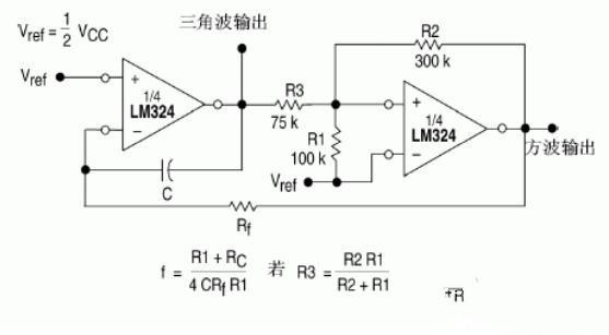 1,lm324电压参考电路图