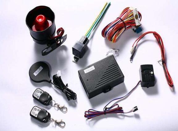 详解汽车防盗器的安装方法