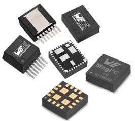 伍尔特推出高密度封装的功率级、稳压器和电感器