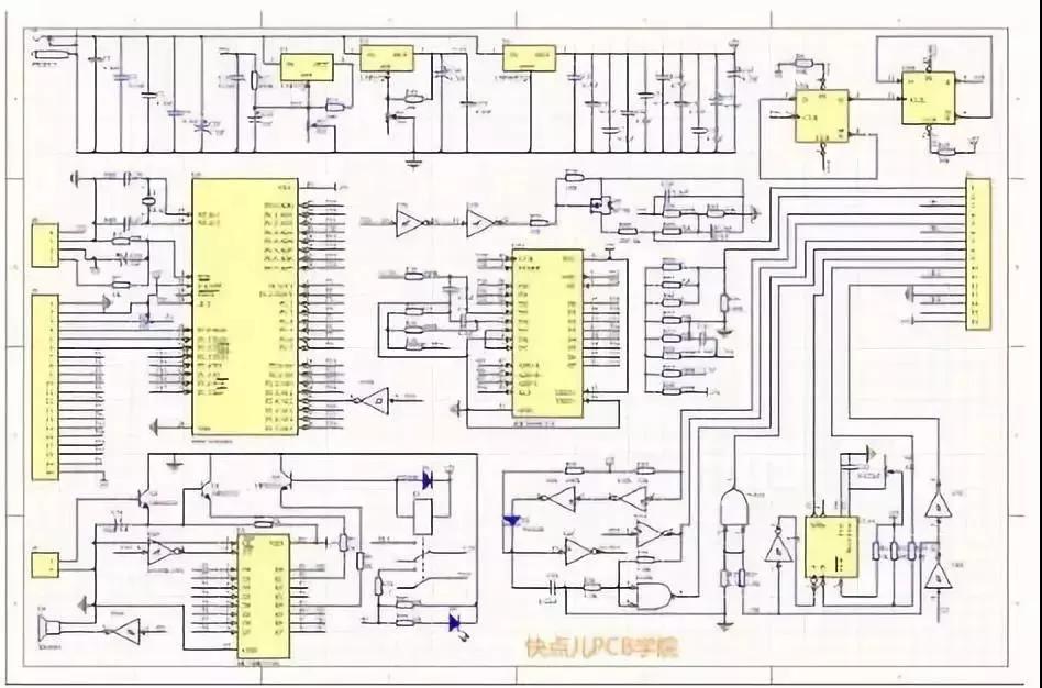 3分钟读懂PCB原理图的反推全过程