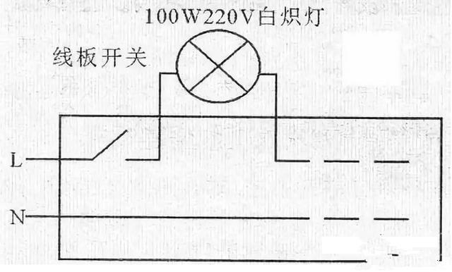 电磁炉维修时电灯泡的利用