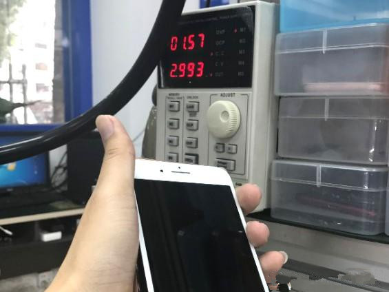 苹果手机开不了机维修汇总,看懂电流一分钟快速锁定故障部位