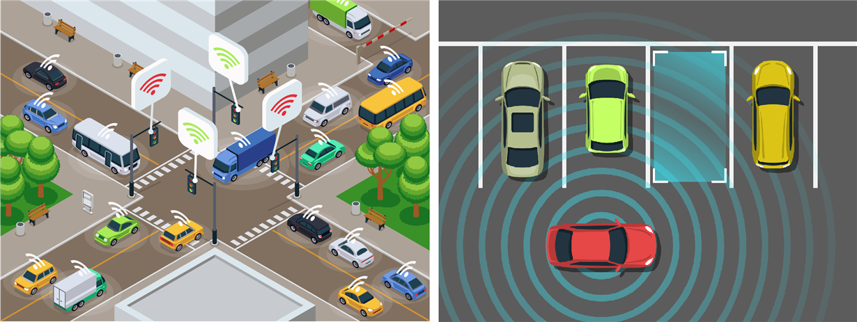 TI城市的脉搏:使用毫米波传感器获得智能交通系统的智能检测和追踪功能