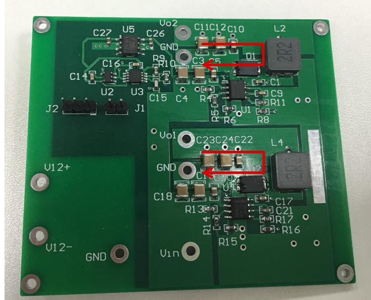TI基于移相控制的多路输出降压变换器提升EMI性能的PCB布局优化