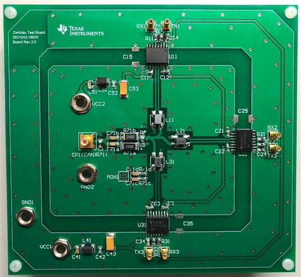 TI 降低隔离式CAN系统的发射并提高抗扰度