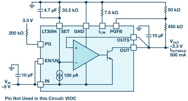 超低噪声LDO可提供?#26696;删弧?#30340;电源?