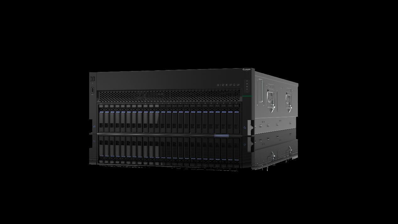 海外首秀!曙光新款GPU服务器?#26009;�GTC2019