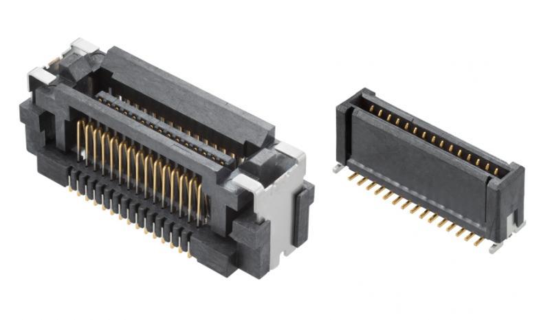 Molex发布 具有主动保护功能的SlimStack B8 系列板对板连接器